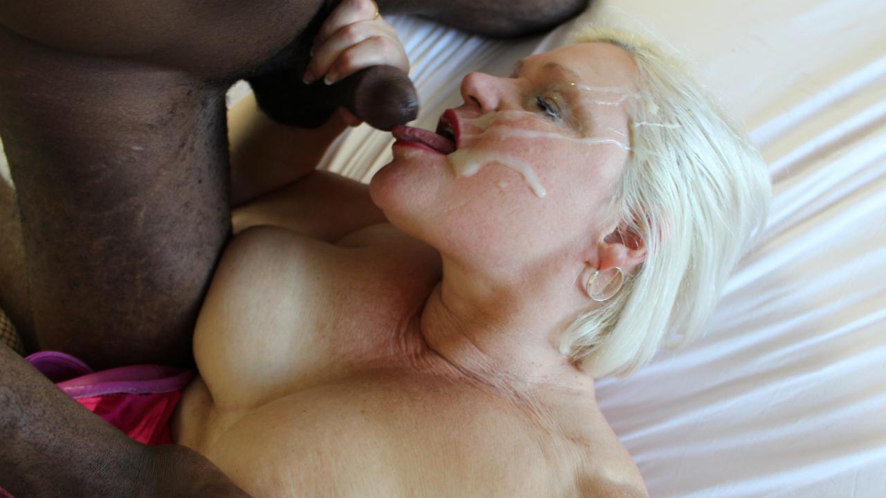 Mandingo Makes Lacey Cream